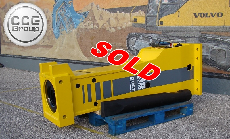 ATLAS COPCO HB 2200 Reconditioned