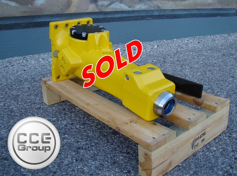 ATLAS COPCO SB100mk2 Reconditioned