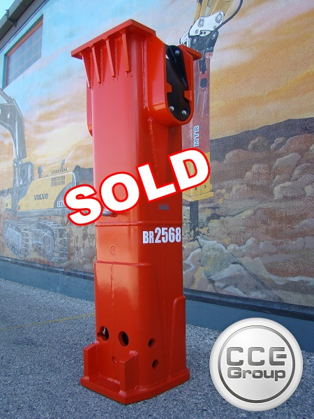 SANDVIK BR2568 (Rammer E68) Reconditioned