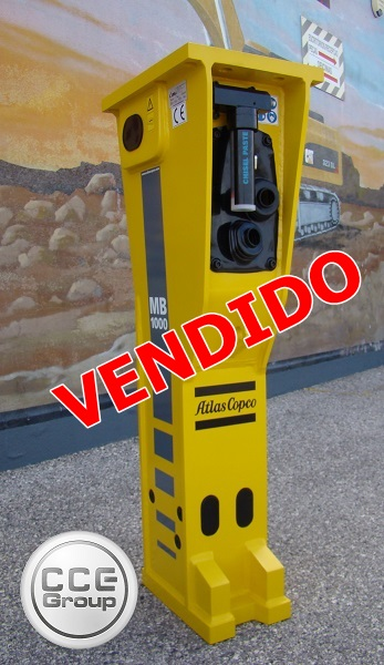 ATLAS COPCO MB1000 Recondicionado