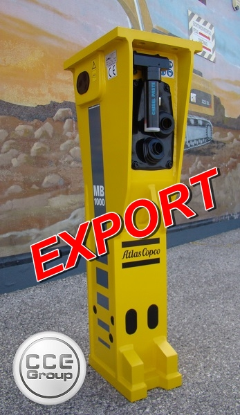 ATLAS COPCO MB1000 Reconditioned