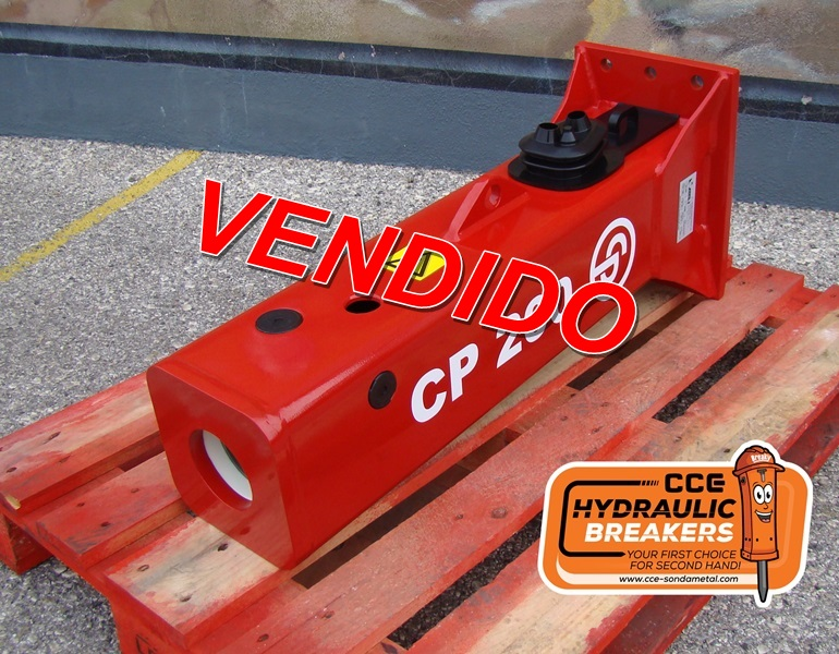 CHICAGO PNEUMATIC CP 200 Recondicionado