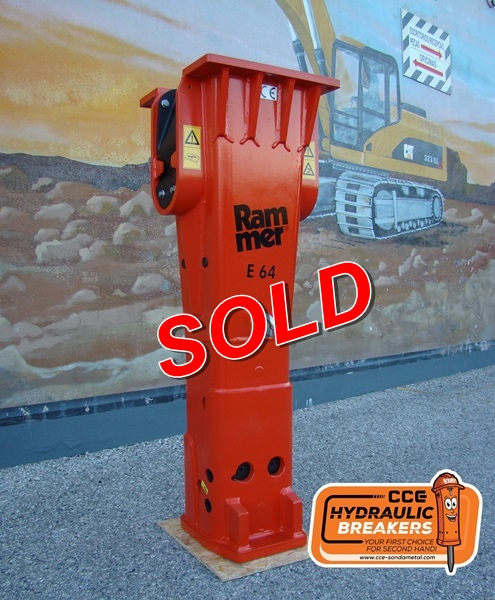 RAMMER E64 Reconditioned
