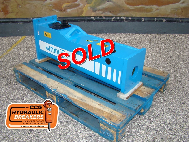 KRUPP HM190V Reconditioned