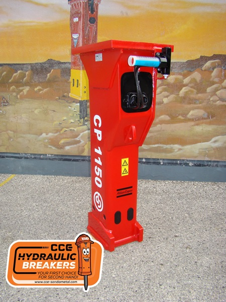 CHICAGO PNEUMATIC CP 1150 Recondicionado