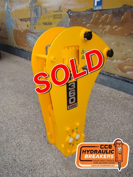JCB HM360 Reconditioned