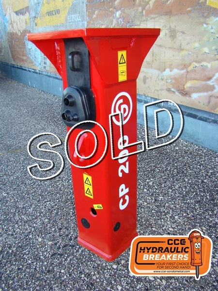 CHICAGO PNEUMATIC CP 200 Reconditioned